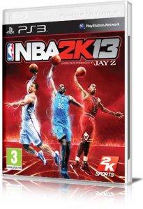 NBA 2K13 per PlayStation 3