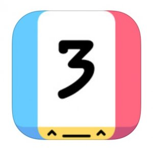 Threes! per iPhone