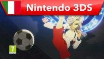 Inazuma Eleven 3: Ogre all'Attacco! - Spot italiano