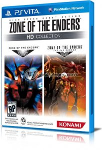 Zone of the Enders HD Collection per PlayStation Vita