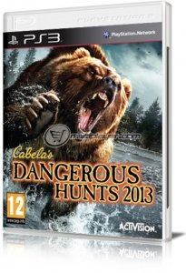 Cabela's Dangerous Hunts 2013 per PlayStation 3