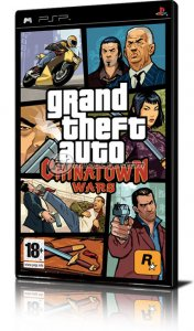 Grand Theft Auto: Chinatown Wars per PlayStation Portable