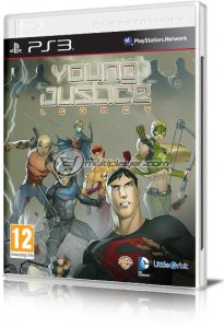 Young Justice: Legacy per PlayStation 3