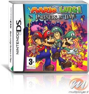 Mario & Luigi: Partners in Time per Nintendo DS