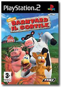Barnyard per PlayStation 2