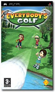 Everybody\'s Golf per PlayStation Portable