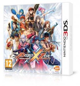 Project X Zone per Nintendo 3DS