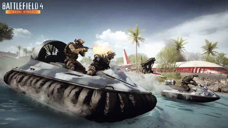 L'espansione Naval Strike di Battlefield 4 è gratuita su Xbox One