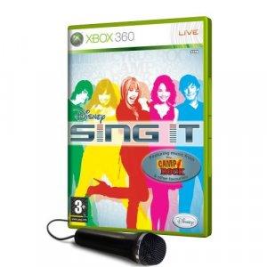 Disney: Sing it per Xbox 360