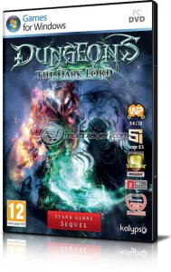 Dungeons: The Dark Lord per PC Windows