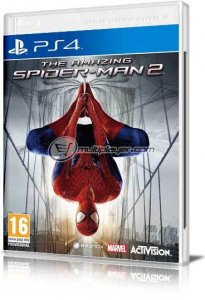 The Amazing Spider-Man 2 per PlayStation 4