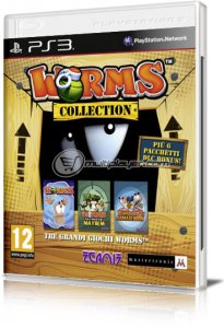 Worms Collection per PlayStation 3