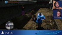 Yakuza: Ishin - Nove minuti di gameplay su PS4
