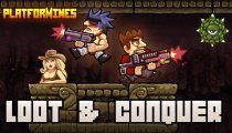 """Platformines - """"Loot and Conquer"""" Teaser Trailer"""