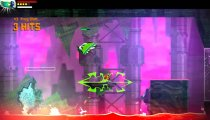 Guacamelee! Super Turbo Champion Edition - Gameplay del livello Volcano