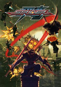 Strider per PlayStation 4