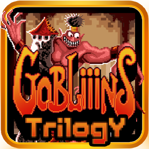 Gobliiins Trilogy per Android