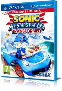 Sonic & All-Stars Racing Transformed per PlayStation Vita