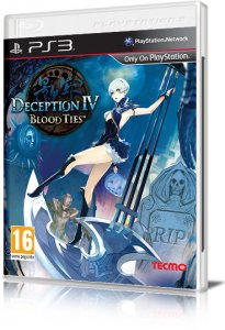 Deception IV: Blood Ties per PlayStation 3