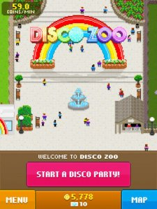 Disco Zoo per iPad