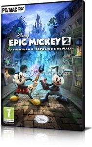 Disney Epic Mickey 2: L'Avventura di Topolino e Oswald per PC Windows