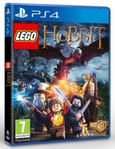 LEGO Lo Hobbit per PlayStation 4