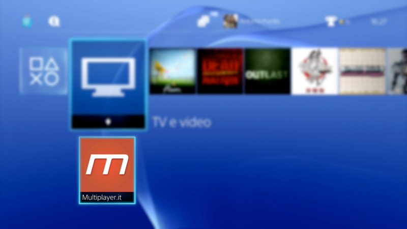 L'applicazione per PlayStation 3 e PlayStation 4 di Multiplayer.it è finalmente online