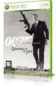 James Bond: Quantum of Solace per Xbox 360