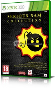 The Serious Sam Collection per Xbox 360