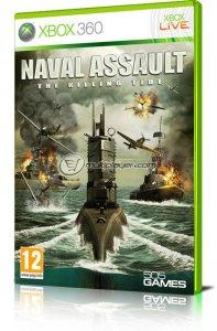 Naval Assault: La Marea Assassina per Xbox 360