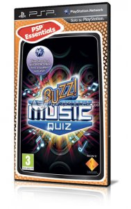 Buzz!: The Ultimate Music Quiz per PlayStation Portable
