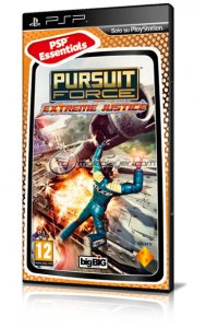 Pursuit Force: Extreme Justice per PlayStation Portable