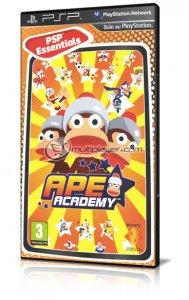 Ape Academy per PlayStation Portable