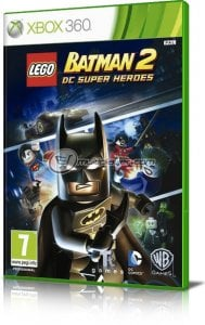 LEGO Batman 2: DC Super Heroes per Xbox 360