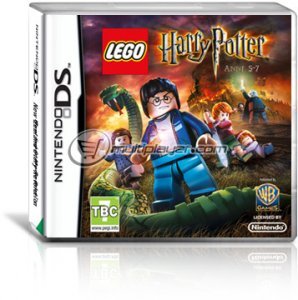LEGO Harry Potter: Anni 5-7 per Nintendo DS