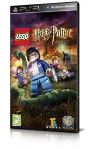LEGO Harry Potter: Anni 5-7 per PlayStation Portable