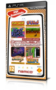 Namco Museum: Battle Collection per PlayStation Portable