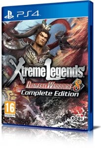 Dynasty Warriors 8: Xtreme Legends per PlayStation 4