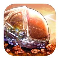Mines of Mars per iPhone
