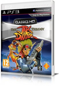 Jak and Daxter Trilogy per PlayStation 3