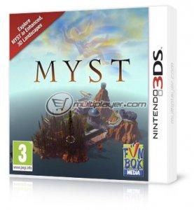 Myst per Nintendo 3DS