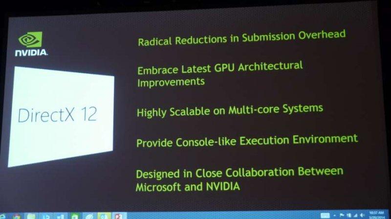 Presentate ufficialmente le DirectX 12, saranno compatibili con Xbox One