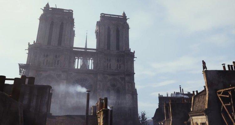 Assassin's Creed Unity gratuito su Uplay per solidarietà a Notre ...