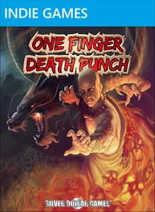 One Finger Death Punch per Xbox 360