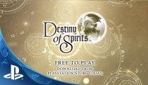 Destiny of Spirits - Trailer di lancio