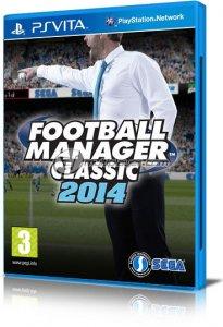 Football Manager Classic 2014 per PlayStation Vita
