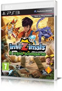 Invizimals: Il Regno Scomparso per PlayStation 3