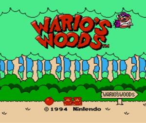 Wario's Woods per Nintendo Wii U