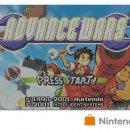 Advance Wars sarà il primo titolo del GameBoy Advance ad arrivare sulla Virtual Console europea di Wii U