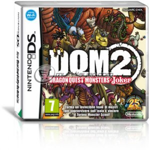 Dragon Quest Monsters: Joker 2 per Nintendo DS